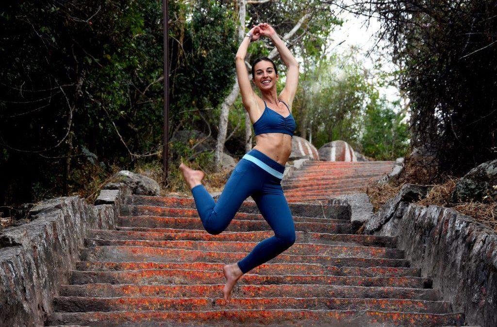 En octobre, relaxe-toi et fais du yoga !