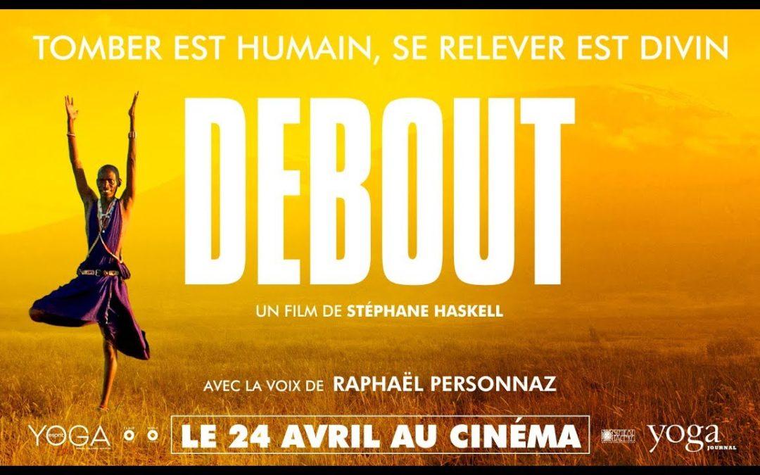 Projection et débat autour du film Debout